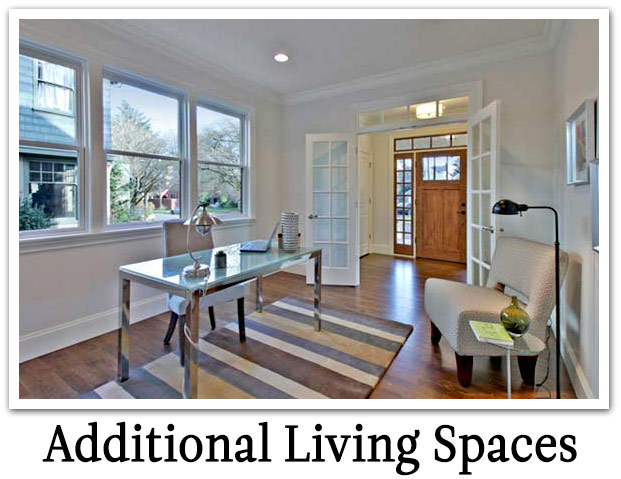 Craftsmen - Additional Living Spaces