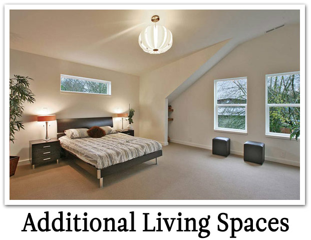 Modern - Additional Living Spaces